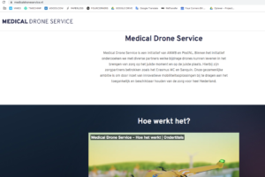 site_medical_drone_service